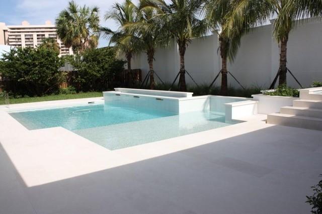 Bianco Palais Limestone Modern Miami By Marble Of