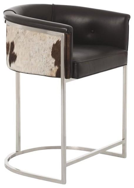 Calvin Low Barstool contemporary-bar-stools-and-counter-stools