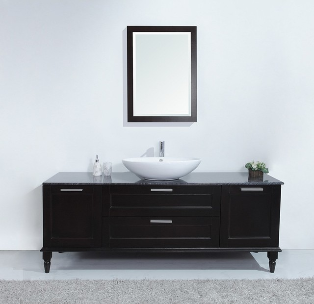 Double Sink Bathroom Vanity White