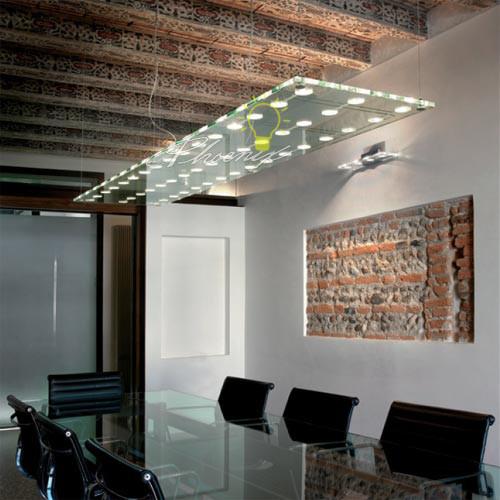 Sospesa - D42A09 modern-chandeliers