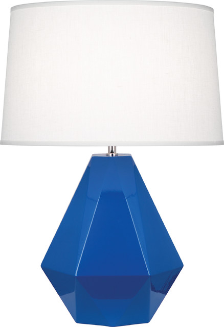 Delta Table Lamp contemporary-table-lamps