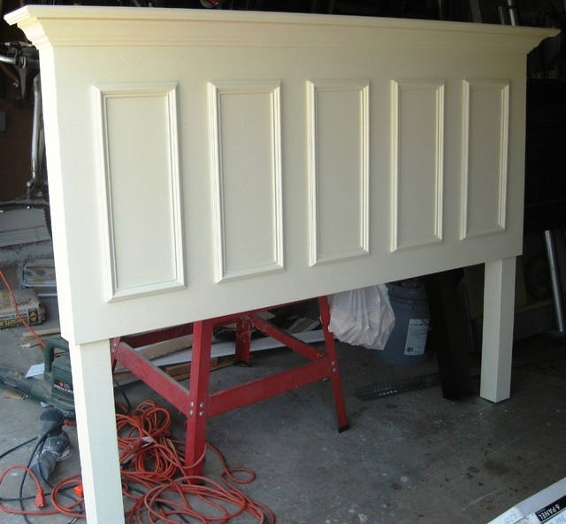 Headboards Made From Doors - Eclectic - Headboards - dallas - by ...