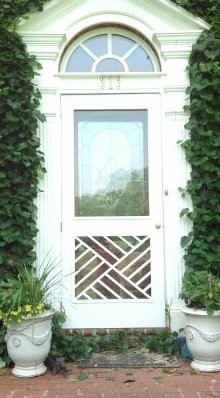 Legacy Chippendale Storm Sceen Doors Traditional