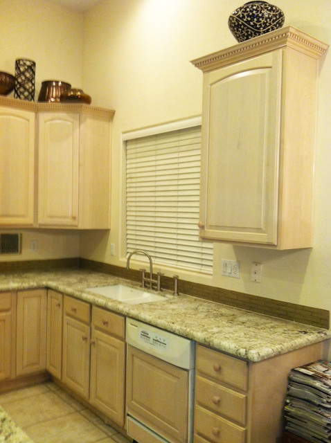 Pendleton Project traditional-kitchen
