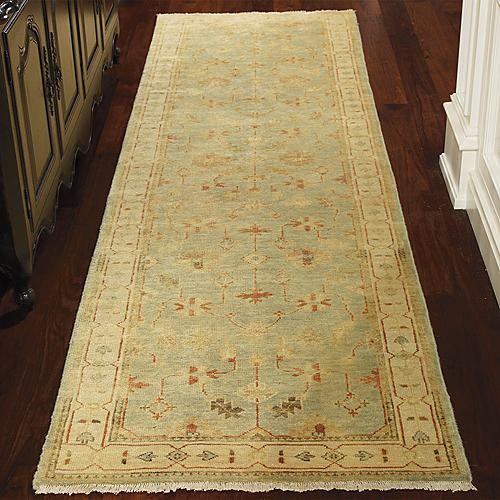 Oushak Cashel Area Rug traditional rugs