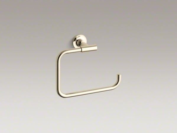 KOHLER Purist(R) towel ring contemporary-towel-rings