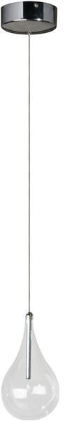 ET2 Lighting E23111-18 1 Light Pendant Larmes Collection contemporary-pendant-lighting