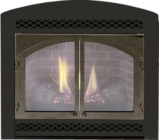Majestic 300DVBPV7 DVB Series Direct Vent Gas Fireplace modern-fireplaces
