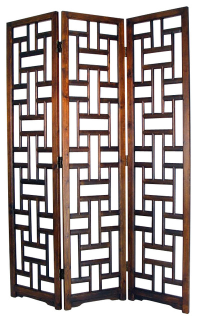 Http Www Houzz Com Photos 7388288 Wayborn Sirlanka Room Divider In Brown Asian Screens And Room Dividers