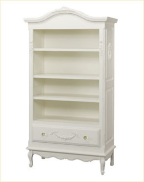 Art For Kids French Baby Bookcase traditional-kids-decor
