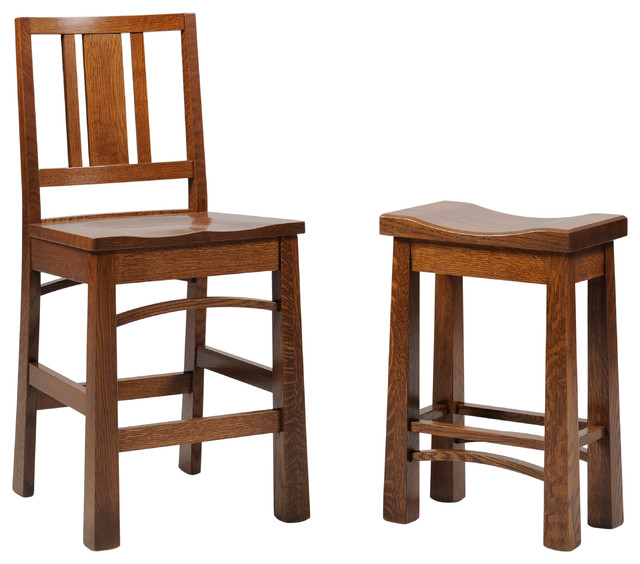 Mission Furniture Craftsman Dining Chairs nashville