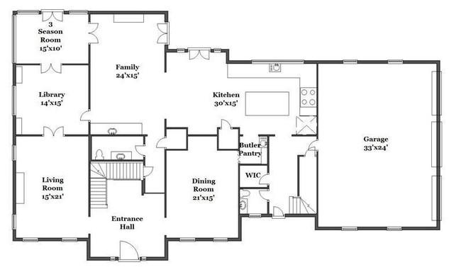 Joanne Circle traditional-floor-plan