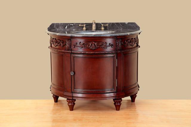 Bosconi Antique Bathroom Vanities traditional-bathroom-vanities-and-sink-consoles