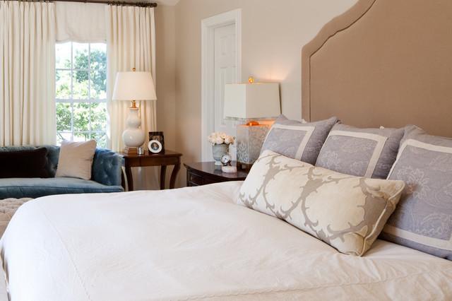 Elizabeth Reich, Interior Design traditional-bedroom