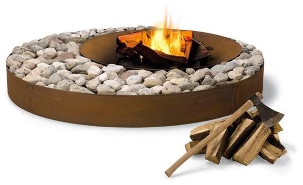 Design Zen Outdoor Fire Pit fire-pits
