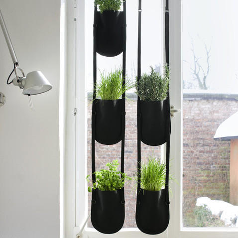 Plant Bag contemporary-indoor-pots-and-planters