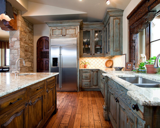 Custom Texas Kitchen