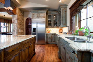 Custom Texas Kitchen Eclectic Kitchen Cabinetry Dallas By La