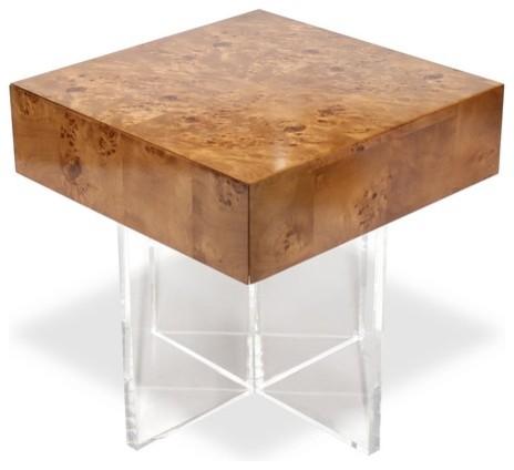 Bond End Table modern-bar-tables