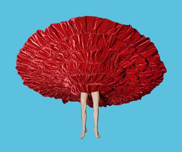 Carmen by Judith Hudson contemporary-artwork
