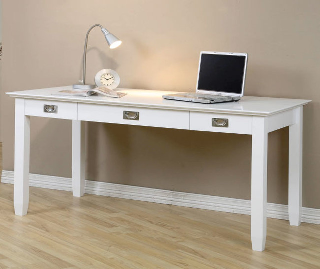 white writing desk contemporary desks and hutches by overstock