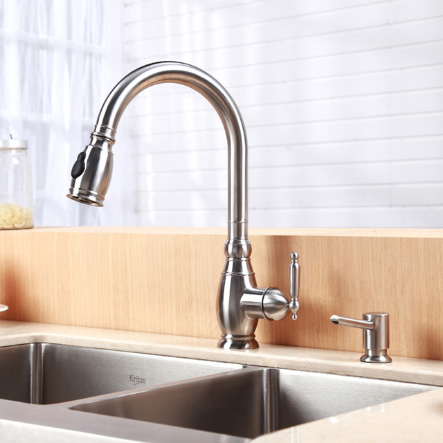Faucet Kitchen : All Products / Kitchen / Kitchen Sinks and Faucets / Kitchen Faucets