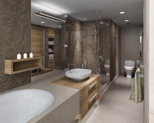 Bathroom Ideas - Contemporary - Bathroom - vancouver - by Vadim ...
