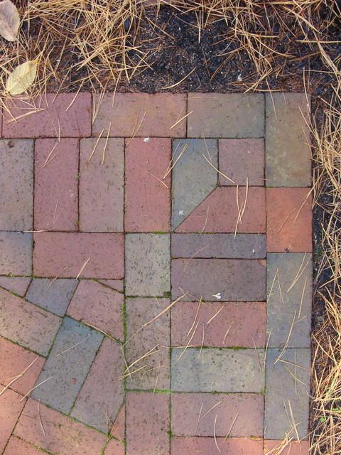 Paving Detail traditional-landscape