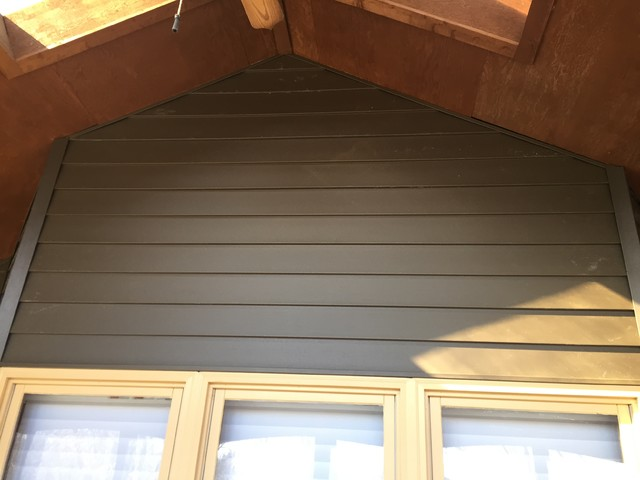 Insulated Wide Lap Vinyl Siding System Chesterfield Mo