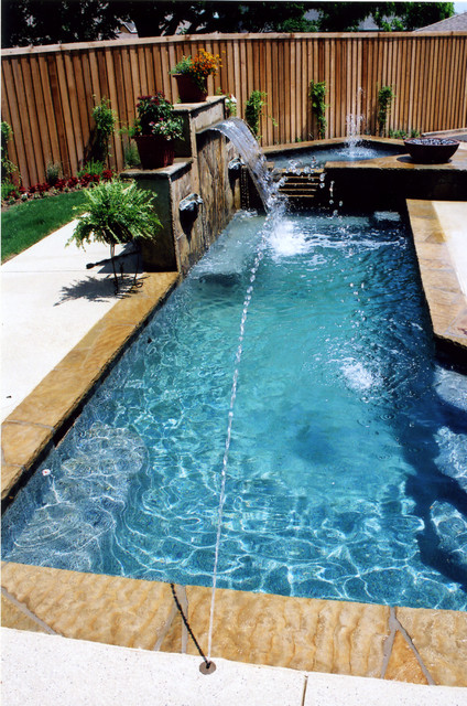 Pool deck jets dallas by pulliam pools for Pool jets design
