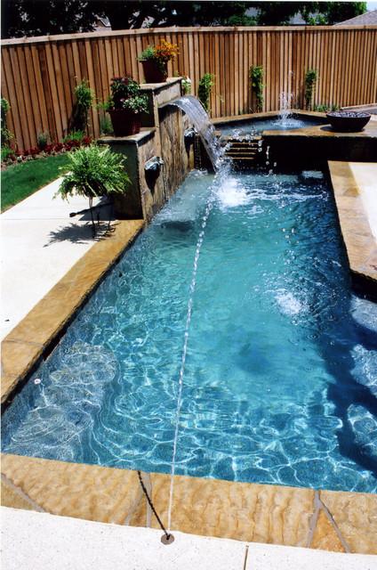 Jet Swim Spa : Pool deck jets dallas by pulliam pools