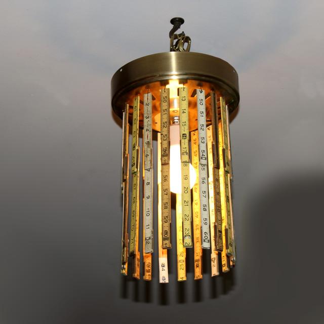 Ruler Lamp 3 Eclectic Ceiling Lighting Portland