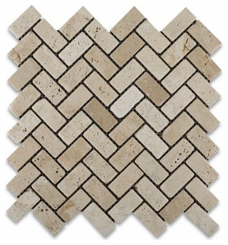 contemporary tile by Amazon