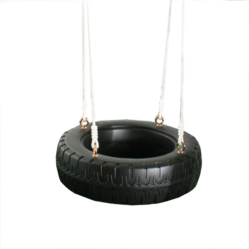 Swing-N-Slide Classic Tire Swing traditional-outdoor-swingsets