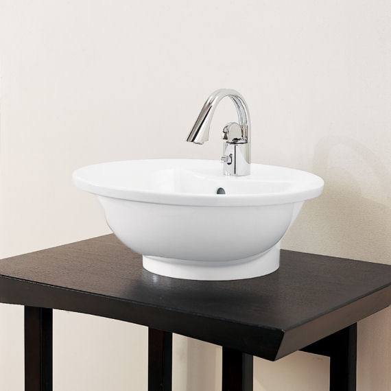 ... Above Counter Basin - Bathroom Sinks - new york - by Quality Bath