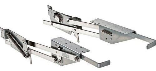 Rev-A-Shelf RAS-ML-HDCR Heavy Duty Mixer/Appliance Lift Mechanism - Chrome - Contemporary ...