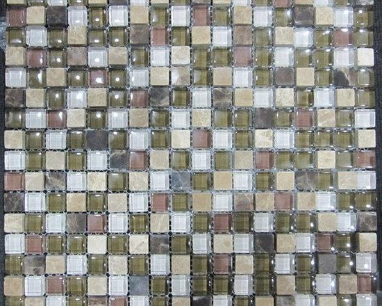 Stone Mosaic, Marble Mosaic - glass mosaic tile, stone mosaic tile, marble mosaic tile