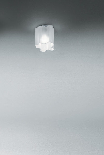 Logico nano ceiling, design by Michele De Lucchi, Gerhard Reichert - 2003, 2006 modern-ceiling-lighting