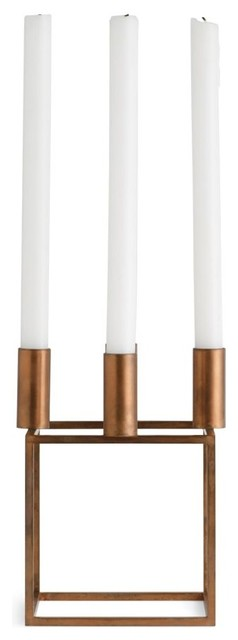 Kubus 4 Candleholder | Designed by Mogens Lassen - Modern ...