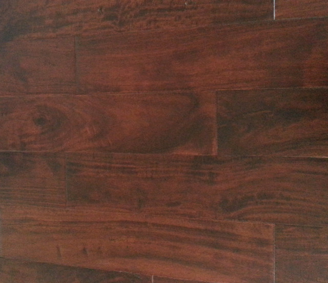 African Black Walnut Old World Chisel Hardwood