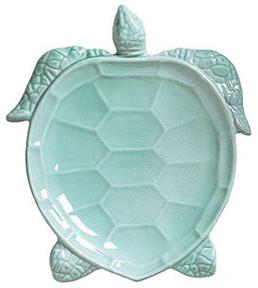 Aqua Dinnerware eclectic-dinnerware
