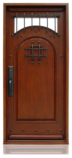Old World Collection 2915 Rustic Front Doors San Diego By Old World Door