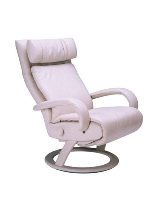 Alicia Recliner - Swivel Recliner: