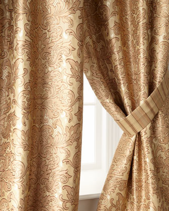 "Austin Horn Classics Two 52""W x 96""L Curtains traditional-curtains"