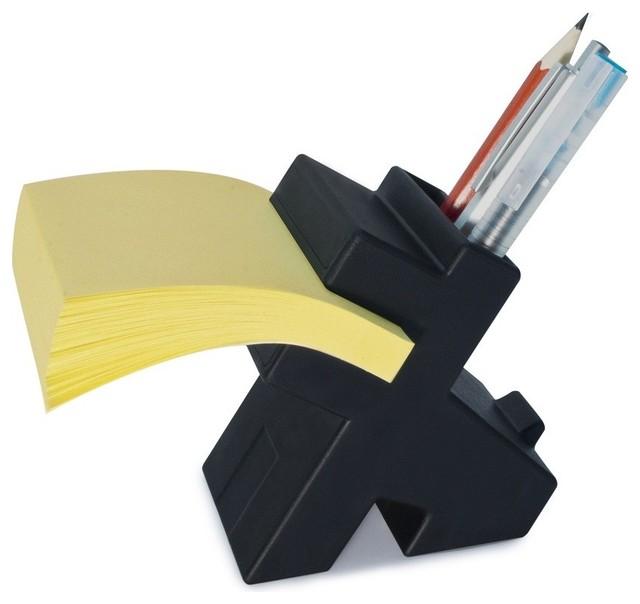 Lucky Sticky Pad Holder Modern Desk Accessories By