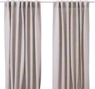AINA Pair of Curtains - Modern - Curtains - by IKEA