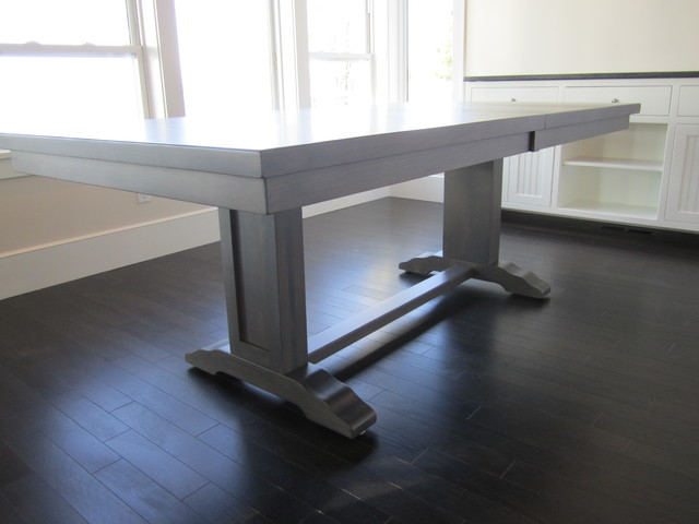 Custom designed dining table dining-tables