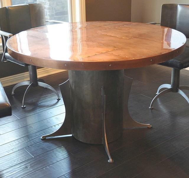 copper - Copper Kitchen Table