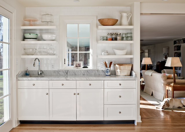 Open Wall Hutch Hanging Kitchen Pics
