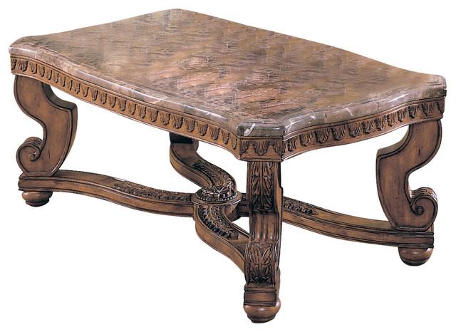 Homelegance Tarantula Rectangular Cocktail Table With